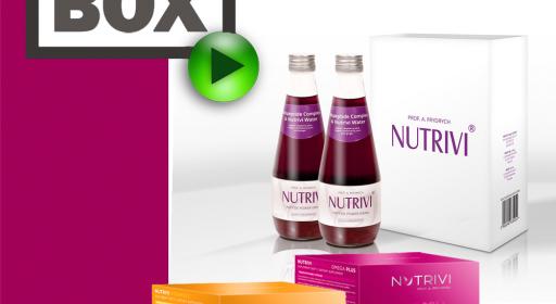 Start Box Nutrivi Wellu dla Nowego Partnera 20% Rabatu