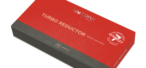 Turbo Reductor New Formula 60 kapsułek