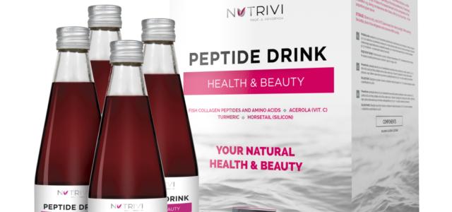Peptide Drink Health & Beauty 4x300ml