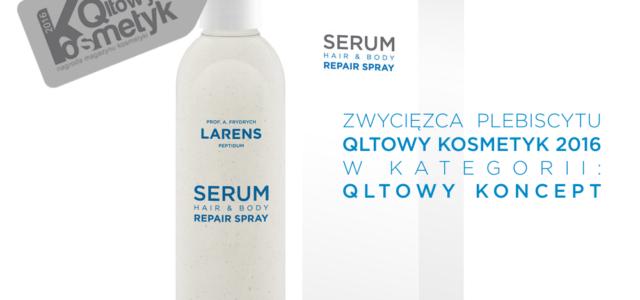 Larens Serum Hair & Body Repair Spray