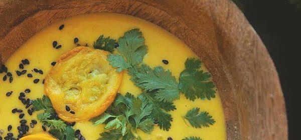 Przepis na zupę cytrynową