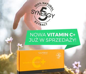 Nutrivi Vitamin C + 90 kapsułek