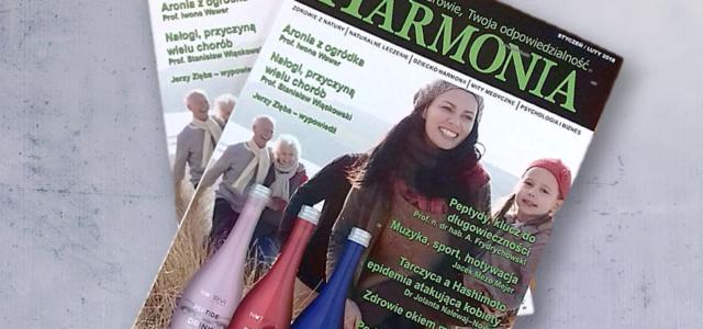 HARMONIA – Sekret długowieczności i tajemnice Biopeptide Complex