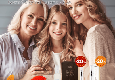 Poczuj się piękna jesienią – bestsellery od Larens -20% +KOD RABATOWY 15%