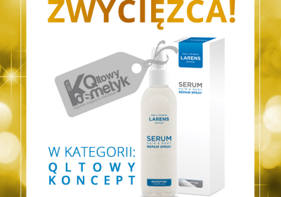 Serum Hair & Body Repair Spray Qltowym Konceptem 2016!