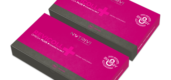 Revicoll Omega Plus + Vitamin K2MK7