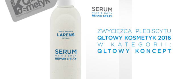 Larens Serum Hair & Body Repair Spray