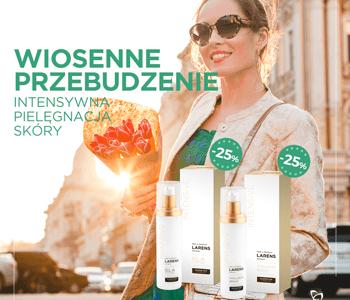 Wiosenne przebudzenie – intensywna pielęgnacja skóry -25%