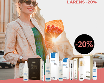 Kultowe bestsellery od Larens -20%